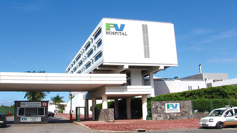 Khoa Nam khoa của bệnh viện FV nhận khám và điều trị các bệnh liên quan đến rối loạn sinh lý nam giới