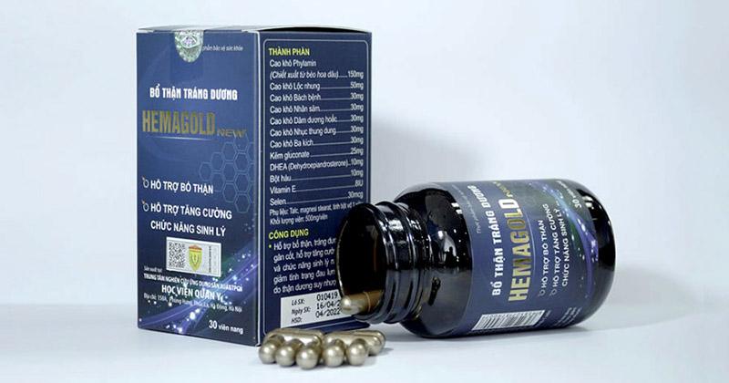 emagold được chiết xuất từ nhiều vị thuốc quý có nguồn gốc tự nhiên