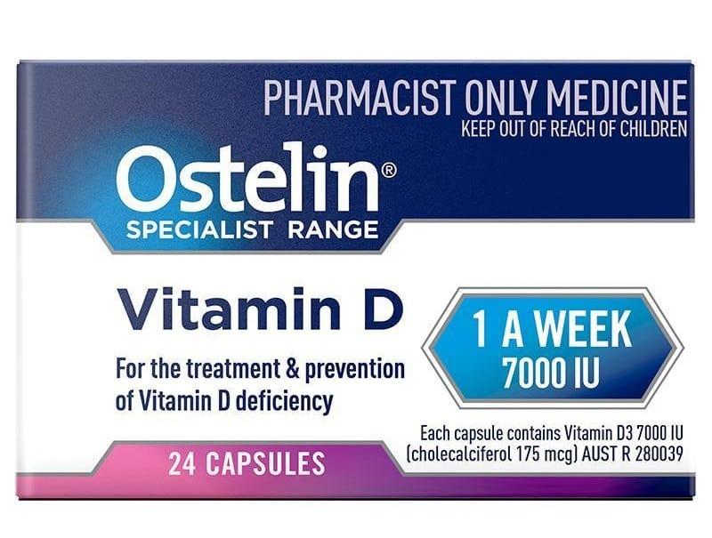 Specialist Range Vitamin D 7000IU được đông đảo người dùng ưa chuộng