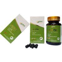 Detox Orgreen thải độc, hạ men gan hộp 50g