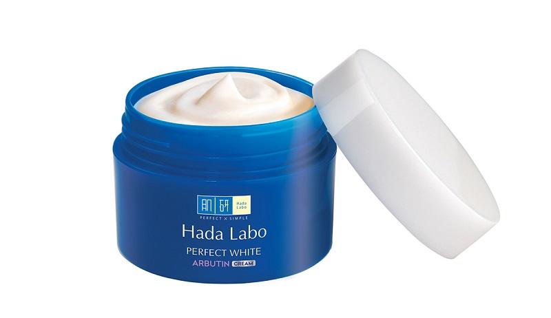 Kem dưỡng trắng da Hada Labo Perfect White là dòng sản phẩm của thương hiệu Hada Labo rất nổi tiếng của Nhật Bản