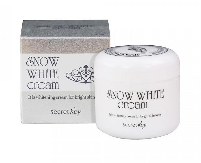 """Snow White Milky Cream là dòng kem dưỡng từng """"gây sốt"""" tại Hàn Quốc"""