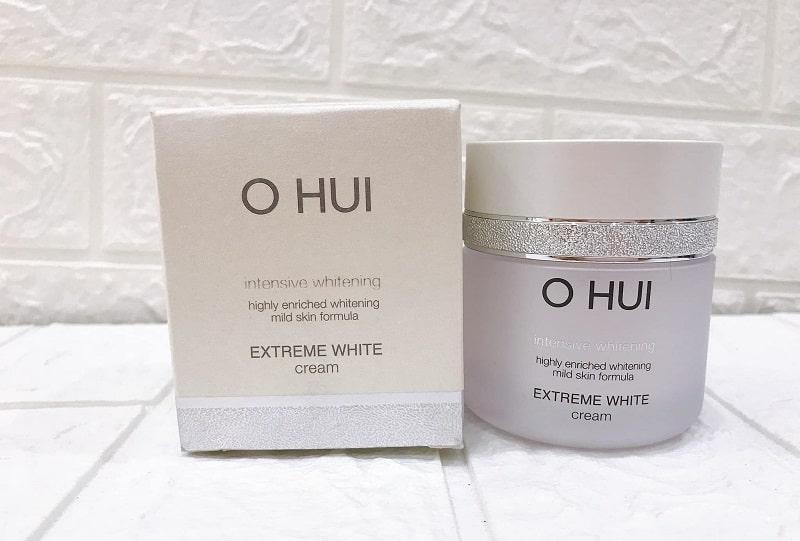 Kem dưỡng trắng Ohui White Extreme