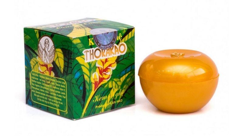 Thorakao ra đời từ năm 1957 và là thương hiệu mỹ phẩm thiên nhiên nổi tiếng