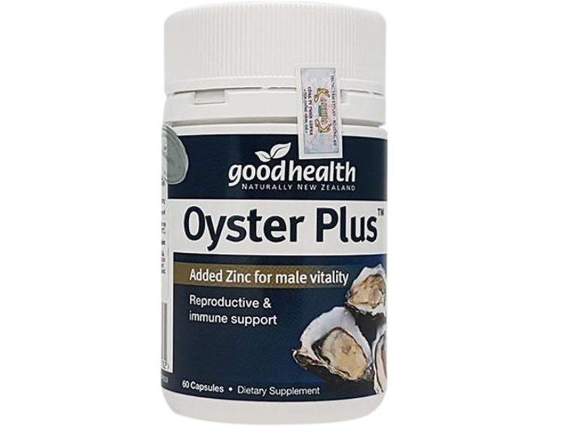Sử dụng viên hàu Oyster Plus mỗi ngày giúp tăng cường chức năng sinh lý hiệu quả