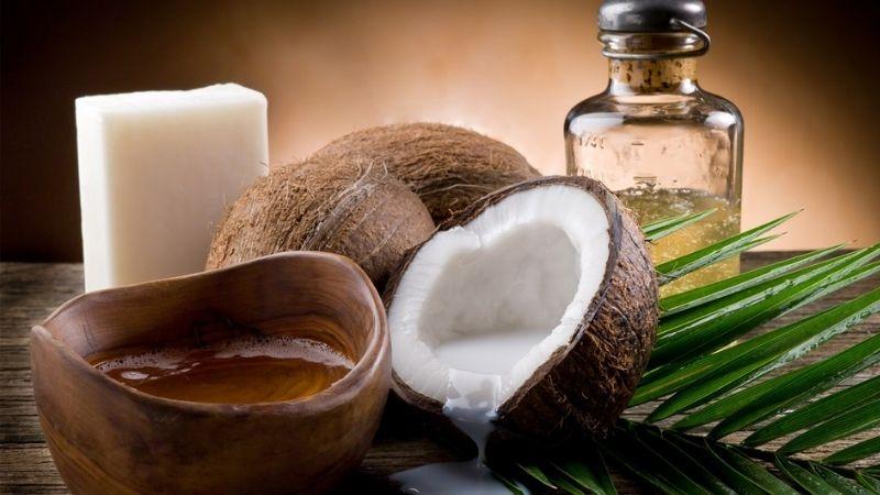 Các công dụng của dầu dừa