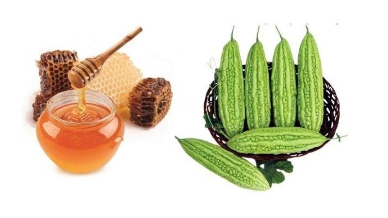 Mặt nạ mướp đắng mật ong kích thích sản sinh collagen