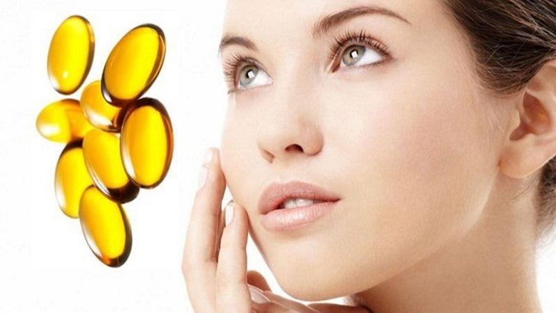 Lợi ích của vitamin với da mặt