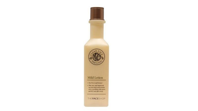Clean Face Mild Lotion là sản phẩm đến từ thương hiệu của Hàn Quốc