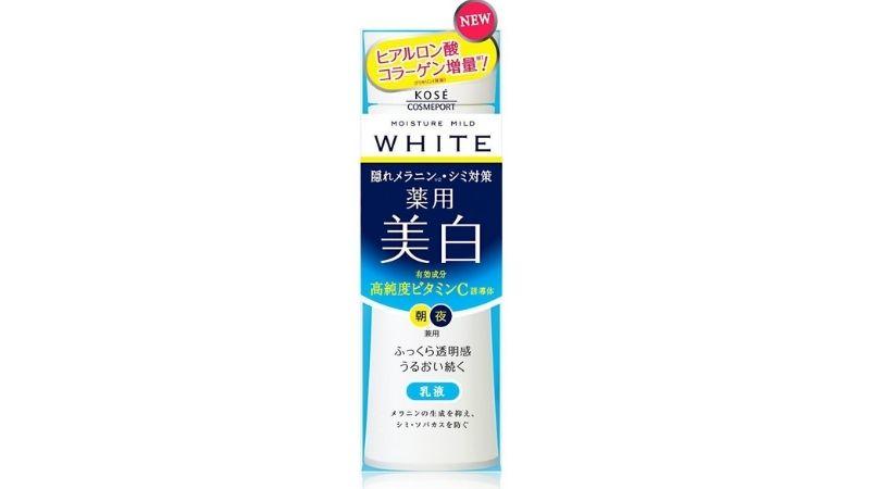 Đây là lotion có khả năng cung cấp độ ẩm cho làn da, dưỡng trắng da, làm mềm da