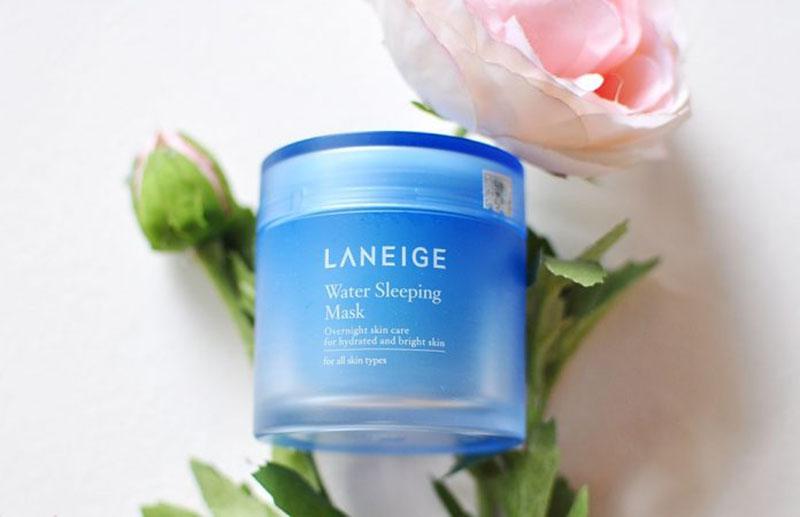Laneige Water Sleeping Mask cung cấp cho da những dưỡng chất quan trọng
