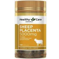 Nhau thai cừu Placenta