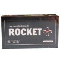 Thực phẩm bảo vệ sức khỏe Rocket Plus hộp 3 vỉ x10 viên