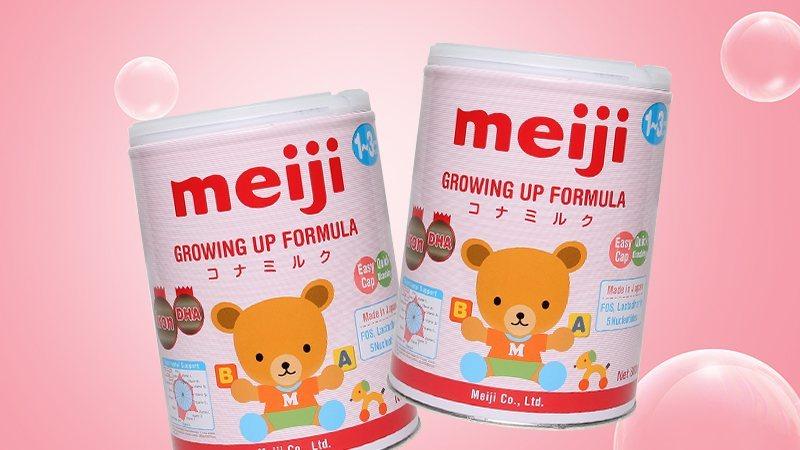 Dòng Growing Up Formula được nhiều thị trường đón nhận
