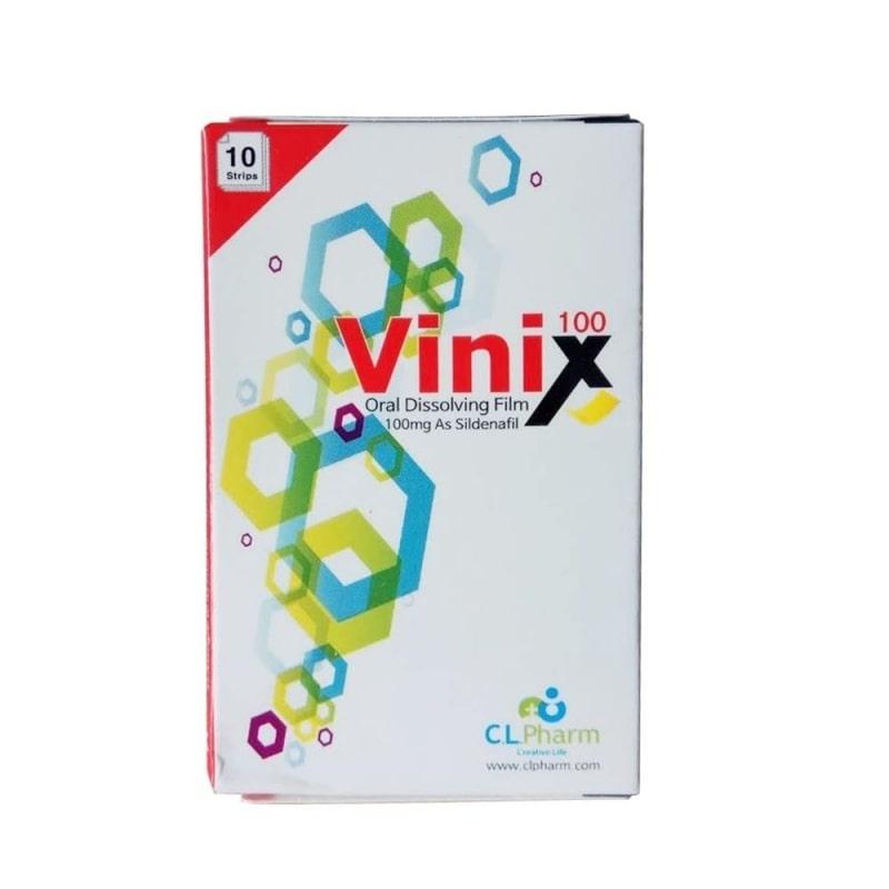 Tem Vinix là sản phẩm tăng cường sinh lý nam tức thời