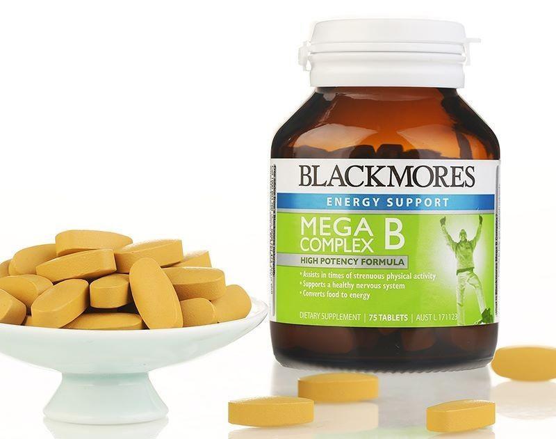 Vitamin B12 Blackmores đem lại nhiều lợi ích sức khỏe cho người dùng