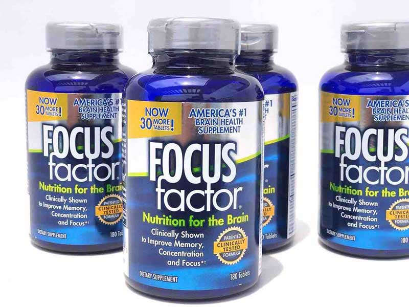 Focus Factor xuất xứ từ Mỹ