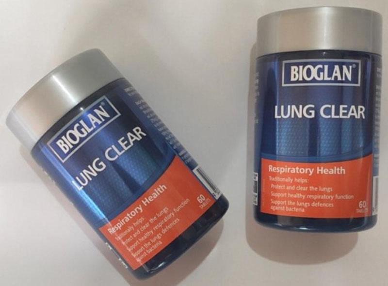 Bioglan Lung Clear của Úc