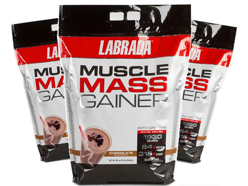 Thực phẩm chức năng tăng cân Muscle Mass Gainer