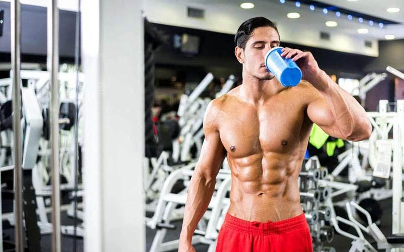 Thực phẩm chức năng tăng cơ giảm mỡ bổ sung cho cơ thể hàm lượng protein cao