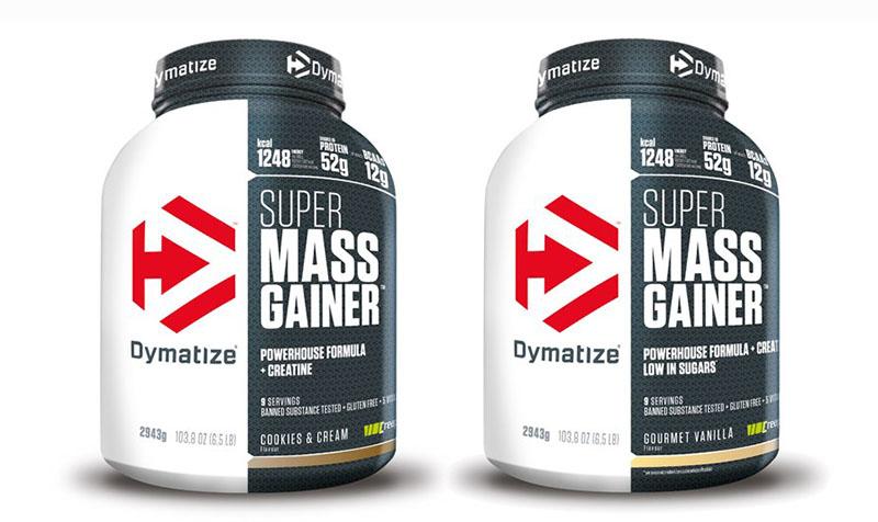 Thực phẩm chức năng tăng cơ bắp Super Gainer