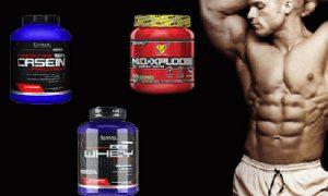 Thực phẩm chức năng tăng cơ bắp