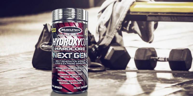 Viên uống tăng cơ giảm mỡ Muscletech Hydroxycut Next Gen
