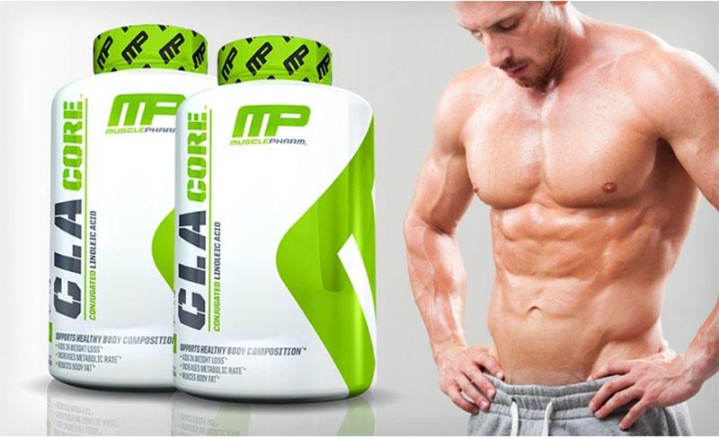 MusclePharm CLA Core là thực phẩm chức năng có xuất xứ từ Mỹ