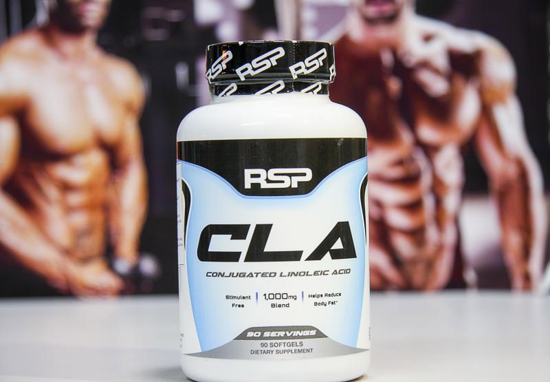 Viên uống RSP CLA thuộc thương hiệu RSP Nutrition