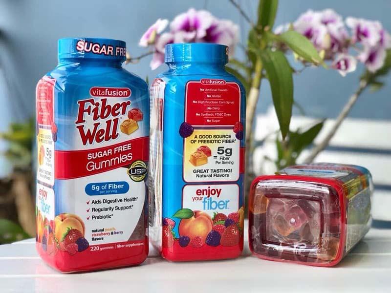 Thực phẩm chức năng tăng sức đề kháng Fiber Well