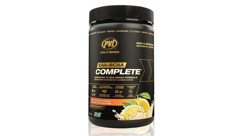 Viên uống bổ sung cho gymer PVL EAA+BCAA Complete
