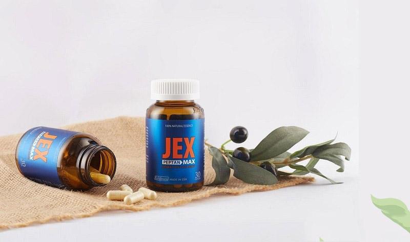 Thực phẩm chức năng tốt cho xương khớp Jex Max