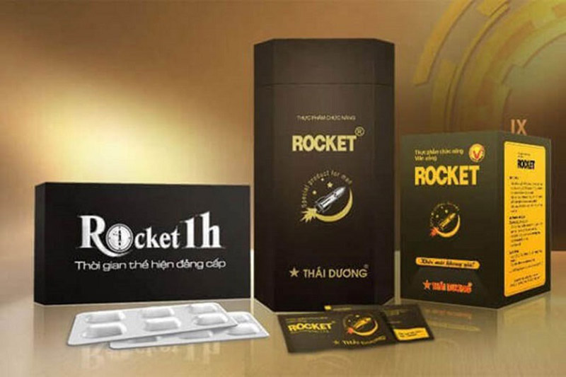 Một trong những sản phẩm nổi tiếng của Việt Nam không thể không nhắc đến là Rocket 1H