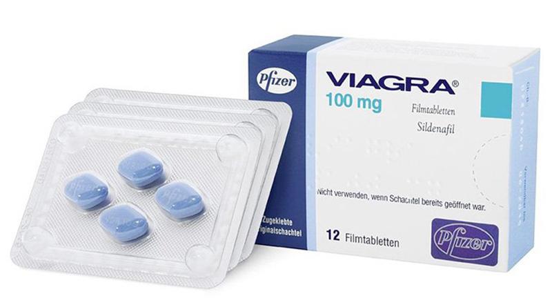 Sản phẩm tăng cường sinh lý nam Viagra được nhiều quý ông tin dùng