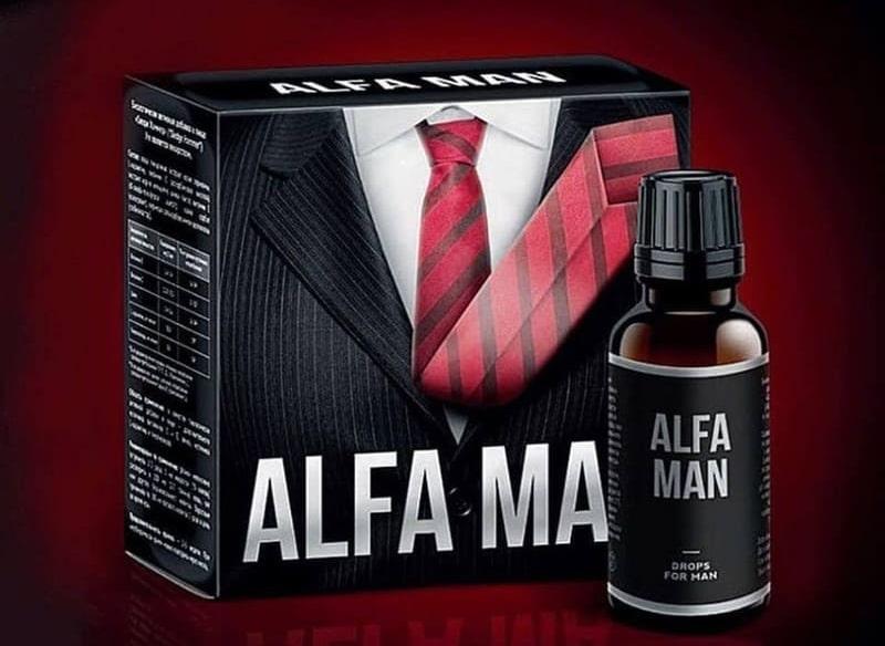 Alfa Man là sản phẩm tăng cường sinh lý cho nam giới nổi tiếng của Nga