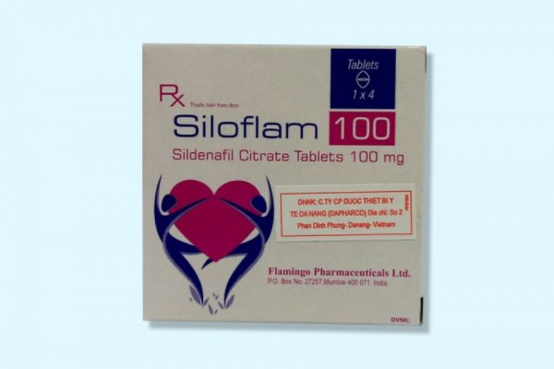 """Sản phẩm Siloflam của Ấn Độ giúp nam giới hưng phấn hơn trong """"cuộc yêu"""""""