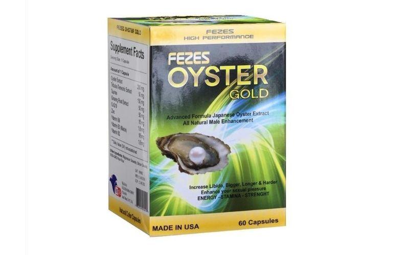 Hỗ trợ tăng cường sinh lý Oyster Gold