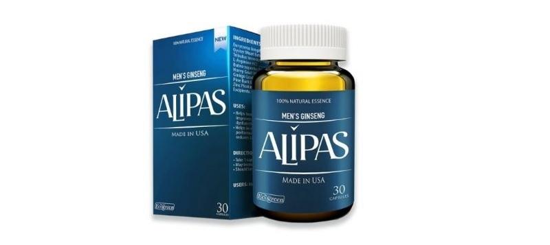 Sâm Alipas được nhiều người tin tưởng vì tính an toàn cũng như các công dụng vượt trội