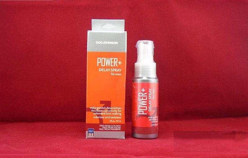 Thuốc trị xuất tinh sớm của Mỹ Power Spray