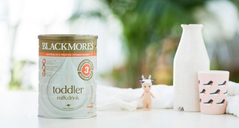 Các loại sữa Blackmores cho trẻ sơ sinh luôn được các bà mẹ Việt ưa chuộng