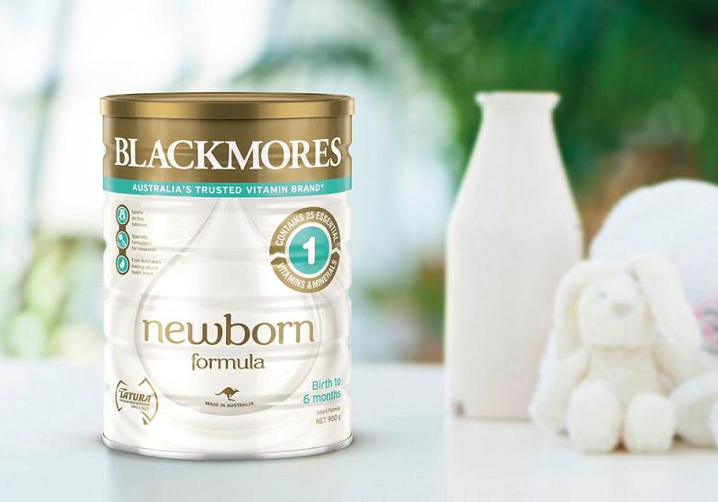 Sữa Blackmores số 1 dành cho trẻ dưới 6 tháng tuổi