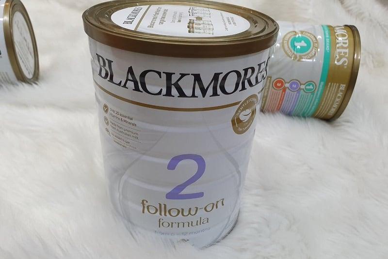 Sữa Blackmores số 2 dành cho trẻ từ 6-12 tháng tuổi
