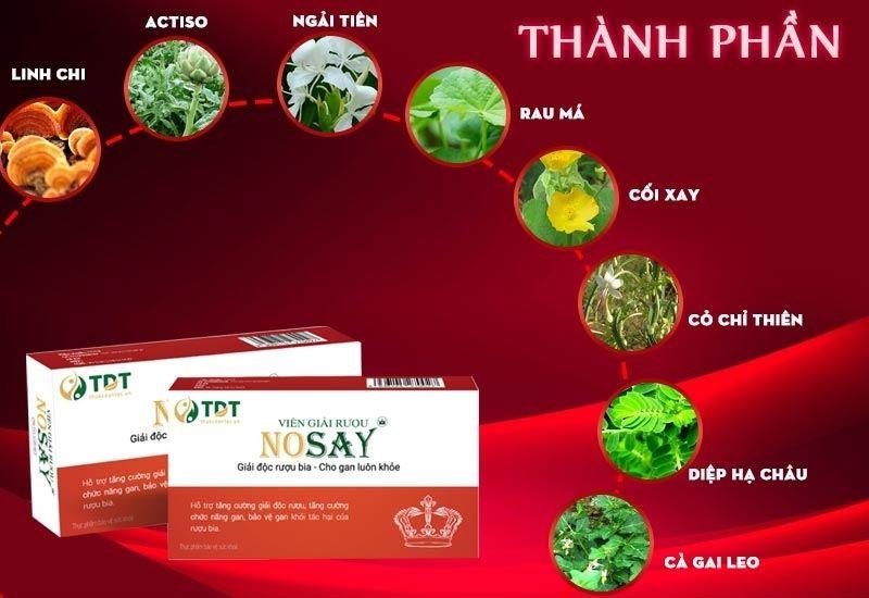 Những thành phần thảo dược thiên nhiên an toàn cho người dùng