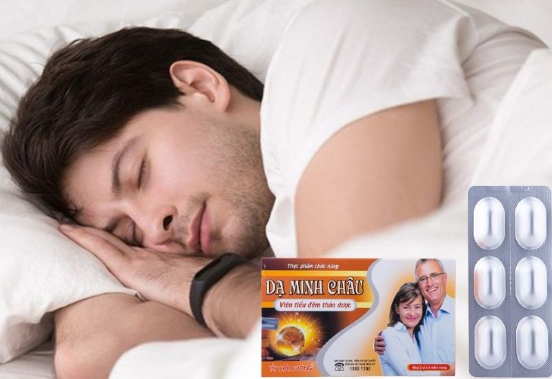 Viên tiểu đêm Dạ Minh Châu hỗ trợ điều trị chứng tiểu đêm, tiểu nhiều lần
