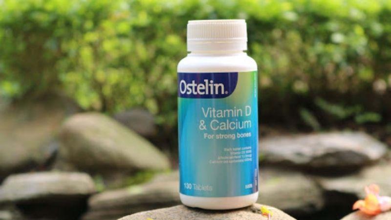 Viên uống Ostelin Calcium & Vitamin D3