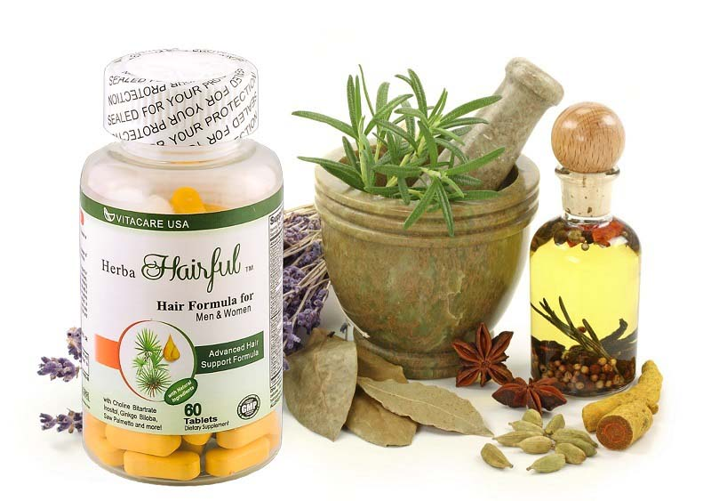 Herba Hairful là một trong những giải pháp tốt nhất cho người tóc yếu