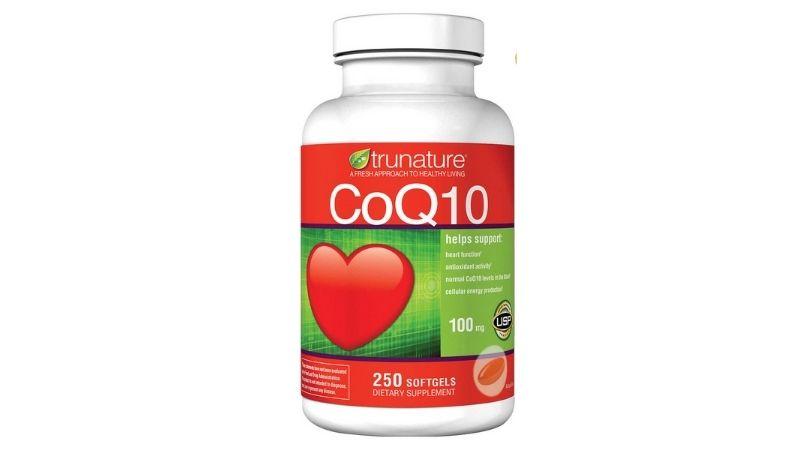 Viên uống CoQ10 TruNature