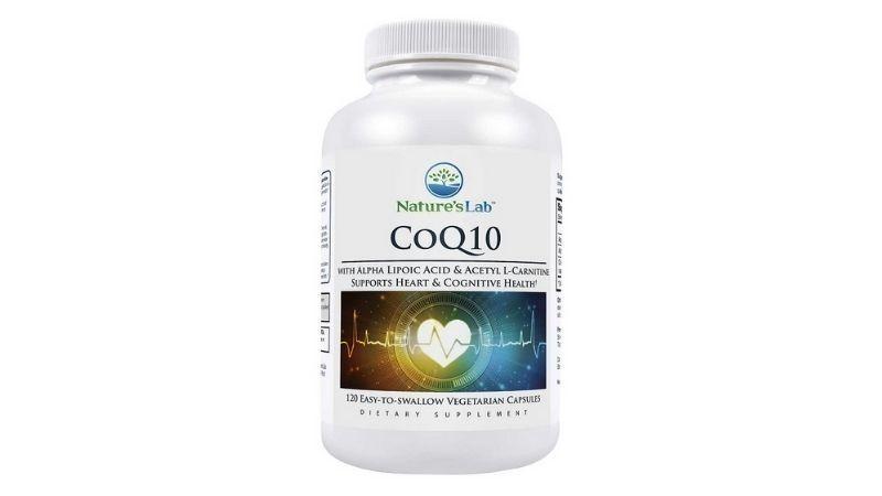 Sản phẩm Nature's Lab CoQ10