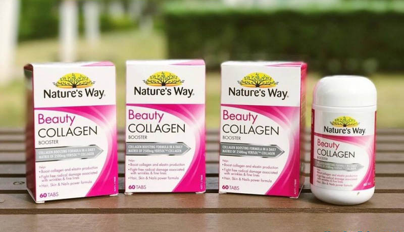 Nature's Way Beauty Collagen dạng viên nén