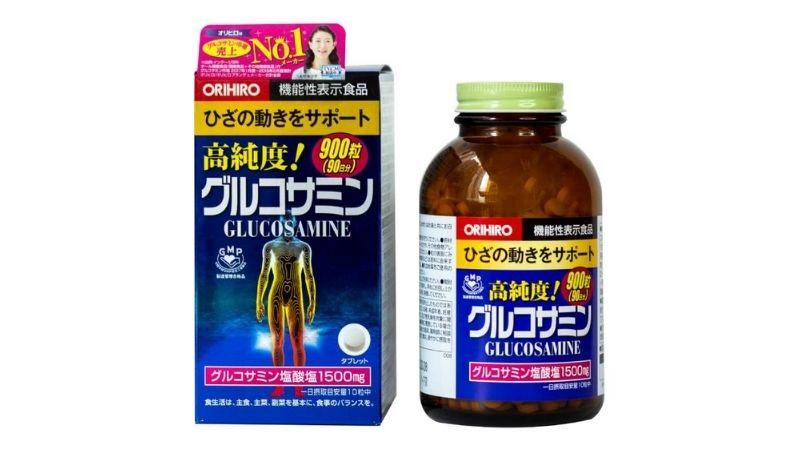 Viên uống Glucosamine Orihiro